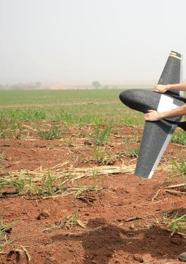 precision agriculture in Africa